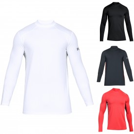 Tee-shirt ColdGear Reactor Fitted - Under Armour 1298251