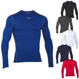 Maillot de compression ColdGear Armour Crew Under Armour