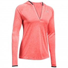 Sweat à capuche Tech Twist Femme