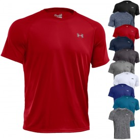 Tee-shirt Tech MC - Under Armour 1228539