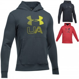 Sweat à capuche Threadborne Graphic - Under Armour 1299143