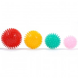 Balle de massage 8 cm Assortis - Sporti 099343