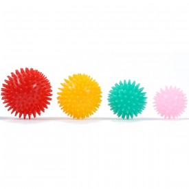 Balle de massage 9 cm Assortis - Sporti 099344