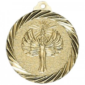 Médaille Victoire Or 32 mm - France Sport F_NX17D